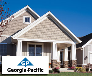 Georgia-Pacific Vinyl Siding